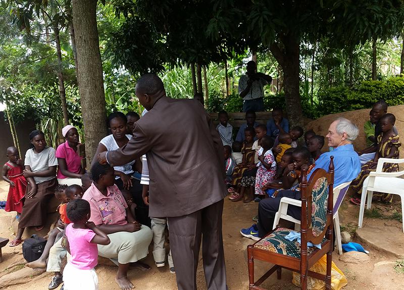 Church plant in Ebwambwa