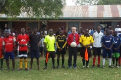 Ambassadors Soccor tournament 2015