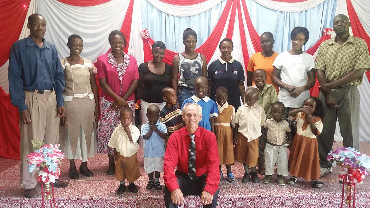 Ambassadors School staff